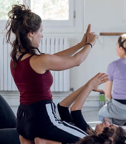 La Escuela de Body-Mind Centering®