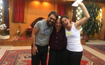Movimiento Atlas con Bonnie Bainbridge Cohen